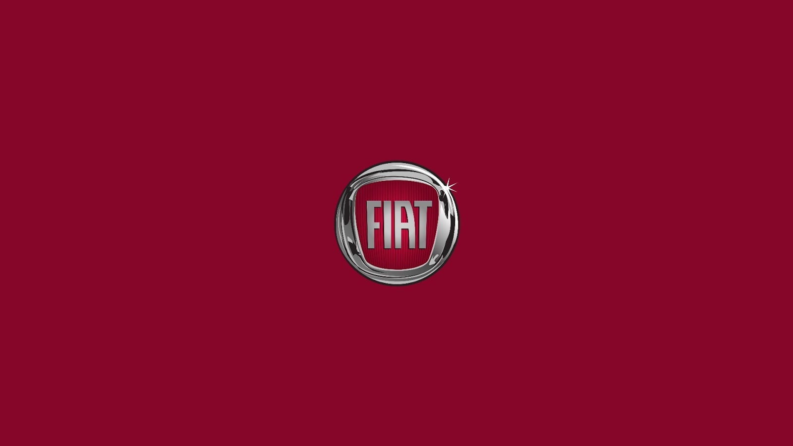 Fiat Logo Wallpapers Full HD Pictures 1600x900