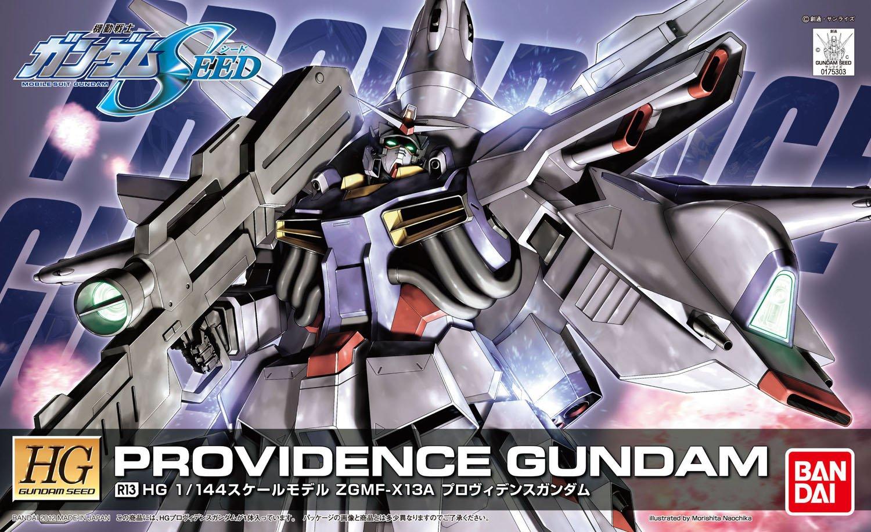 HG 1144 R 13 ZGMF X13A Providence Gundam Box Art Official 1500x917