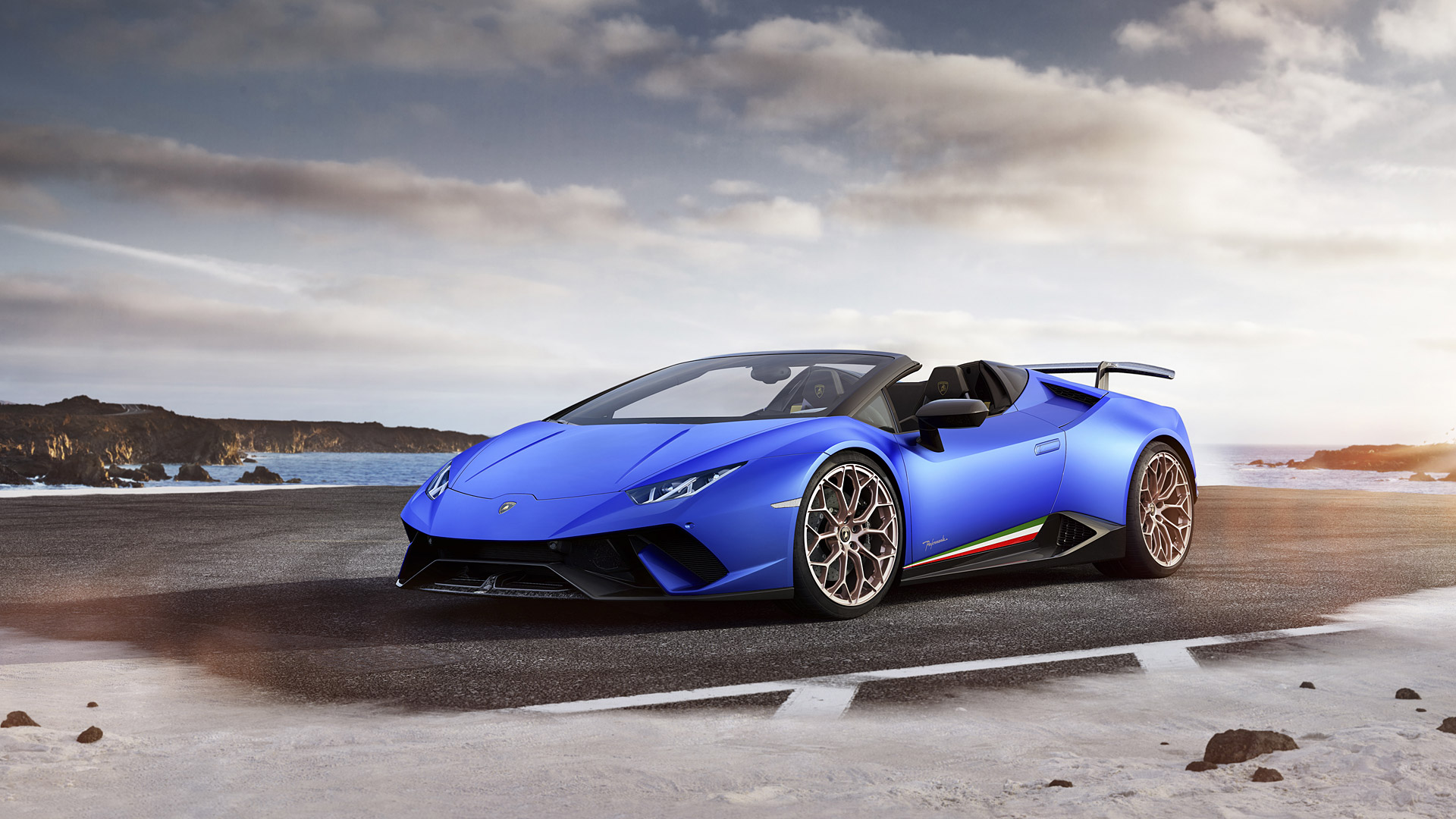 29 Lamborghini Huracán Spyder Performante Wallpapers On