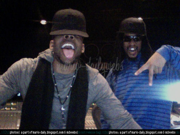 Mario Barrett images Mario Lil Jon wallpaper and 600x450