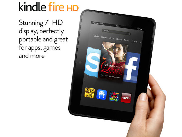 Kindle Fire 7 Inch Tablet Wallpaper 600x450