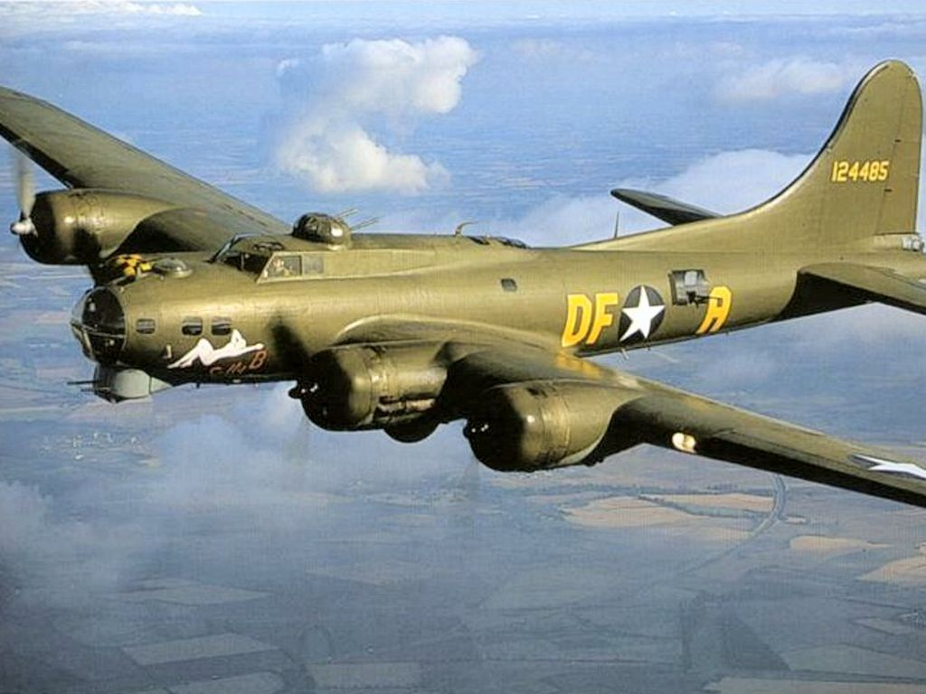 B17 Flying Fortress Wallpapers B 17 Flying Fortress Wallpaper 1024x768