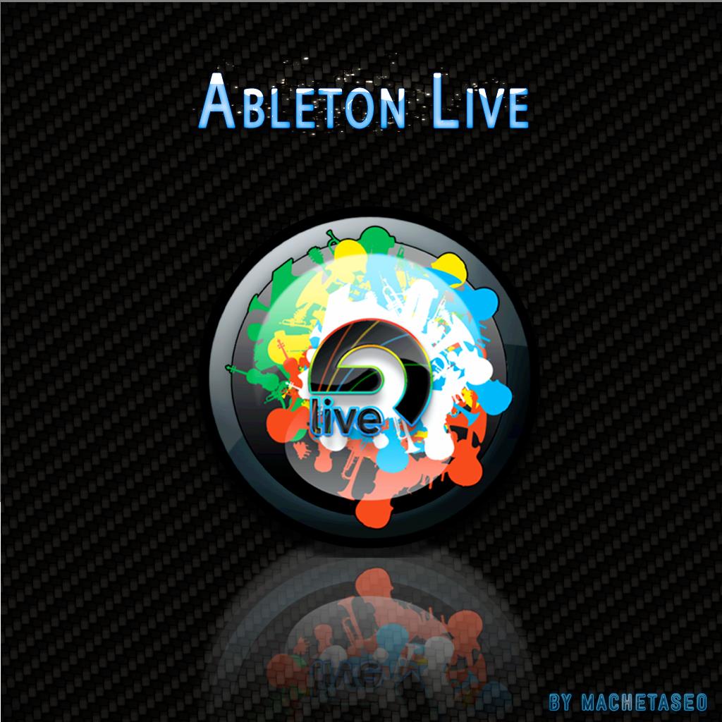 Ableton Wallpaper Ableton live machetas by 1024x1024