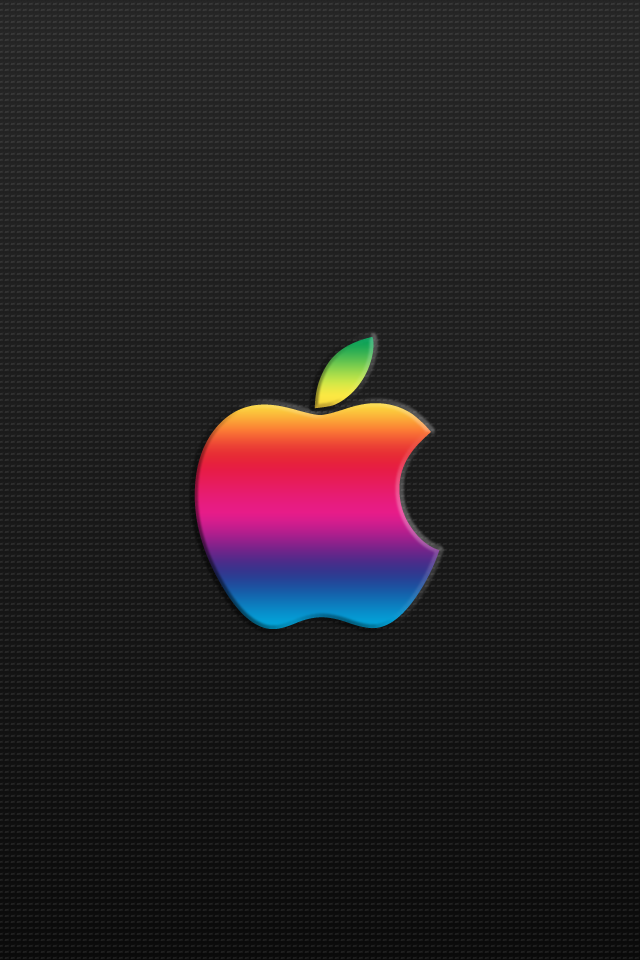 Apple Old school for iPhone 4 by Anavirn 640x960