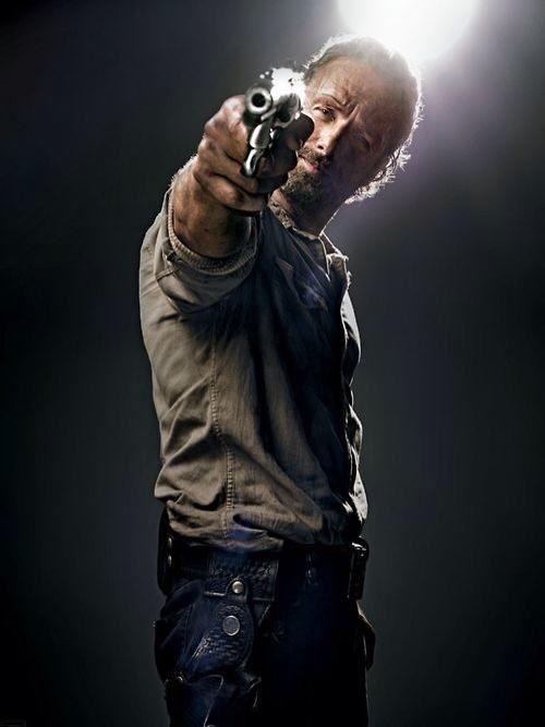 The Walking Dead Rick Wallpaper