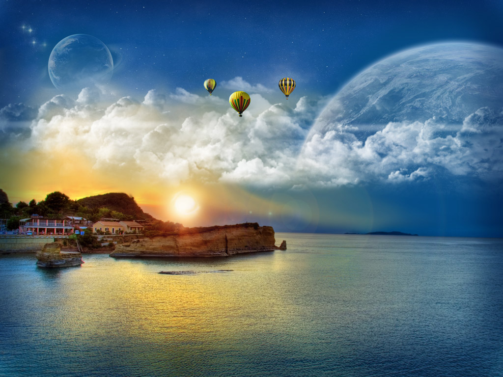 Fantacy Wallpaper Orginal Fantasy Desktop HD Wallpapers 1024x768