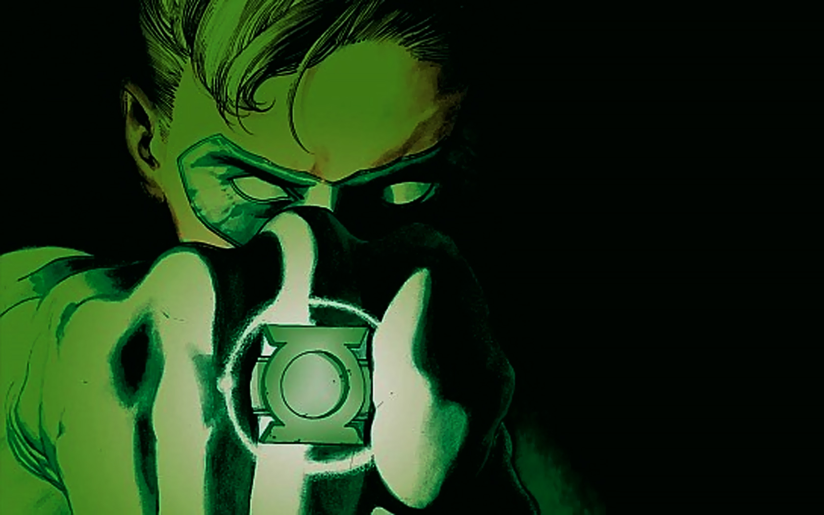 Green Lantern Desktop 1680x1050