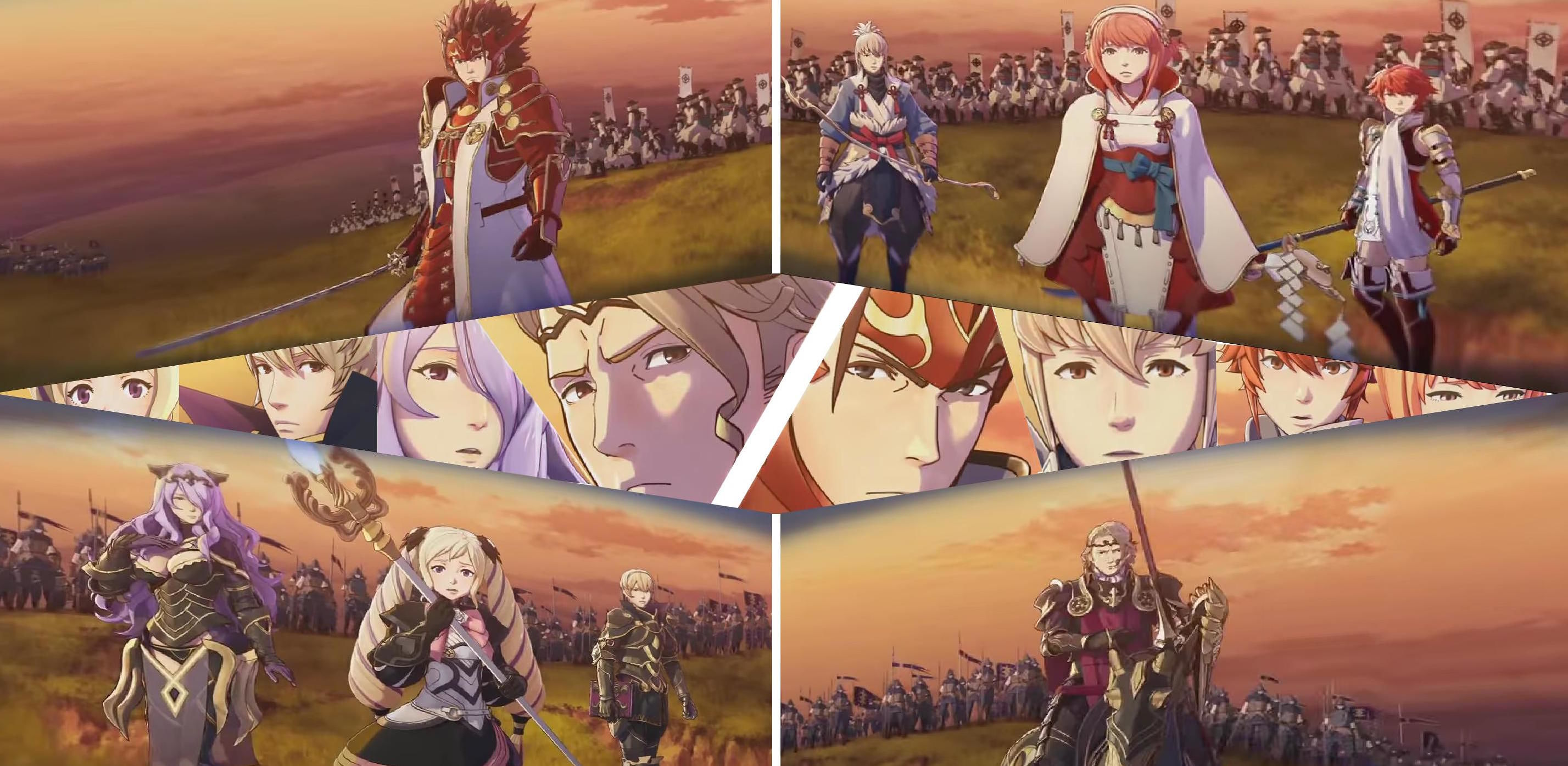 Free Download Fire Emblem Fates Conquest Hd Wallpapers Backgrounds