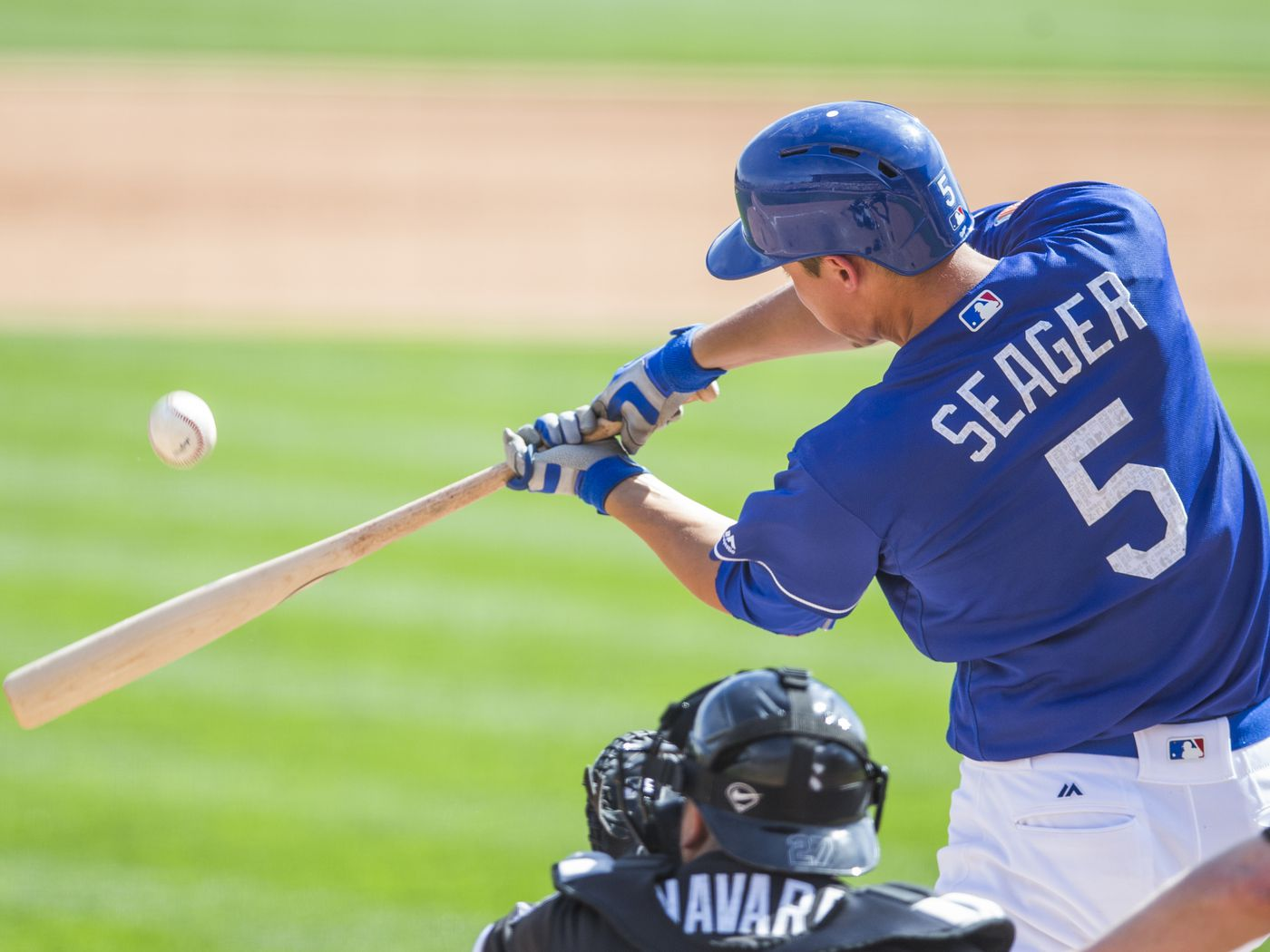 What to expect from Dodgers rookie Corey Seager   Minor League Ball 1400x1050