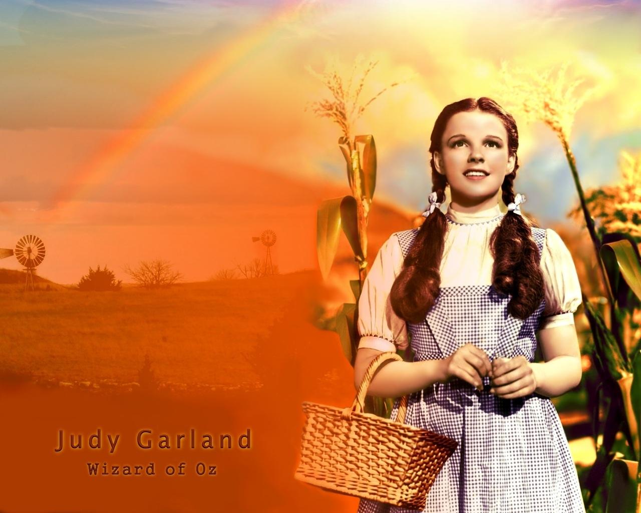 Download Judy Garland Wizard Of Oz Wallpaper CloudPix [1280x1024 1280x1024