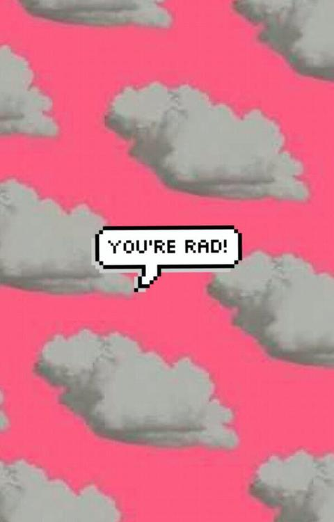 you are cute   Background Request Grunge 480x750