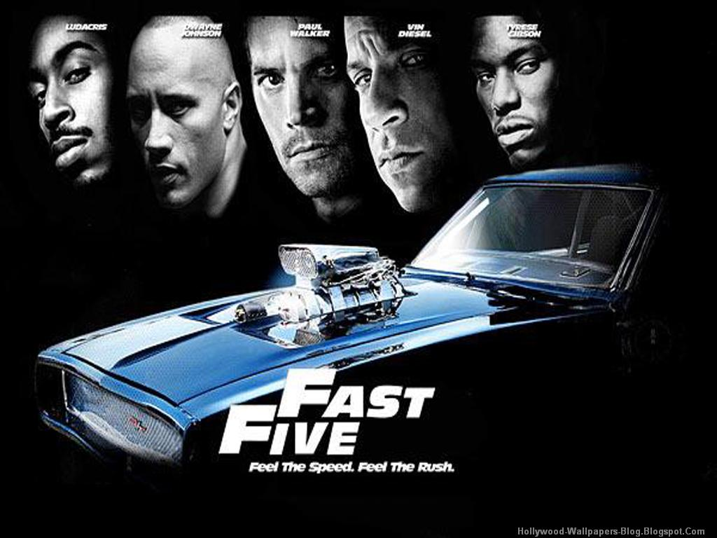 Hollywood Wallpapers Fast Five Movie Wallpapers 1024x768