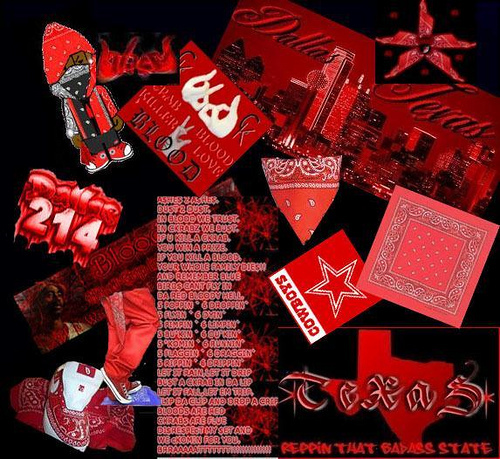 Blood Gang Codes Image 500x459