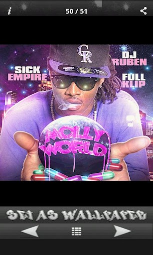 love future and his music if so download future wallpapers android app 307x512