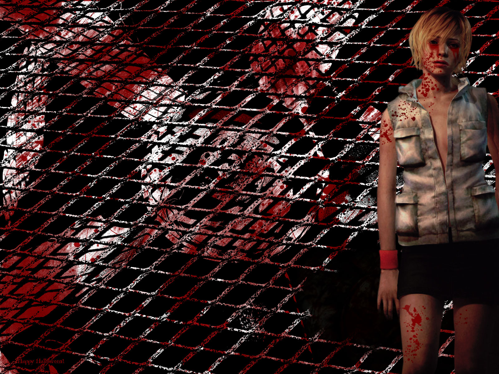 Silent Hill 3 wallpaper again by Fridays Garnet 1600x1200