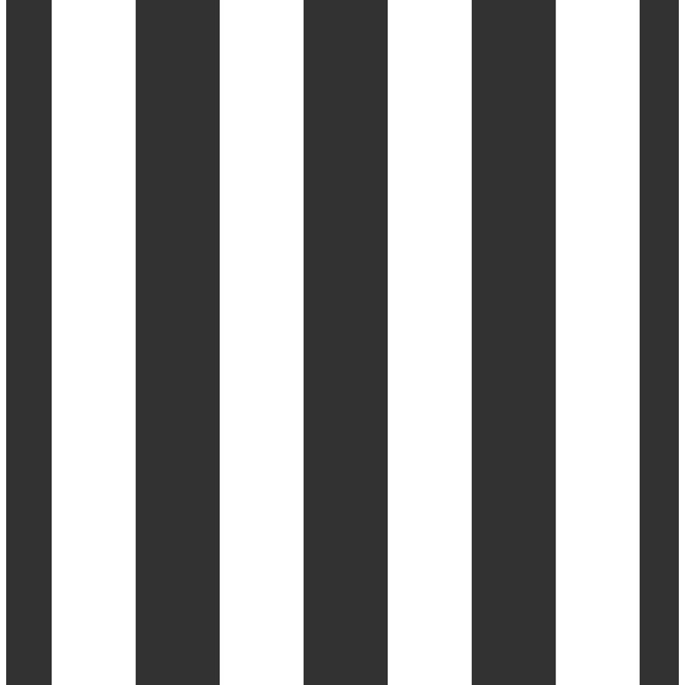 Wilko Stripe Wallpaper BlackWhite 50 576 at wilkocom 1000x1000