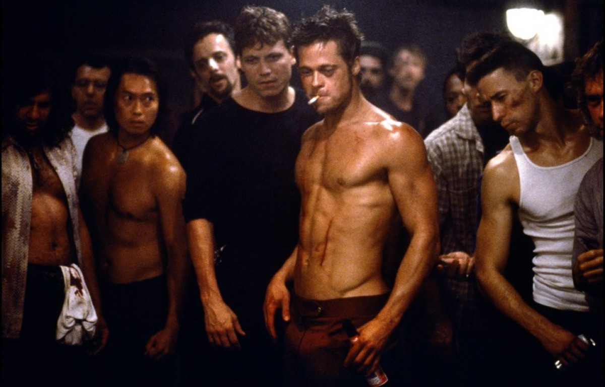 Brad Pitt Fight Club 1200x768