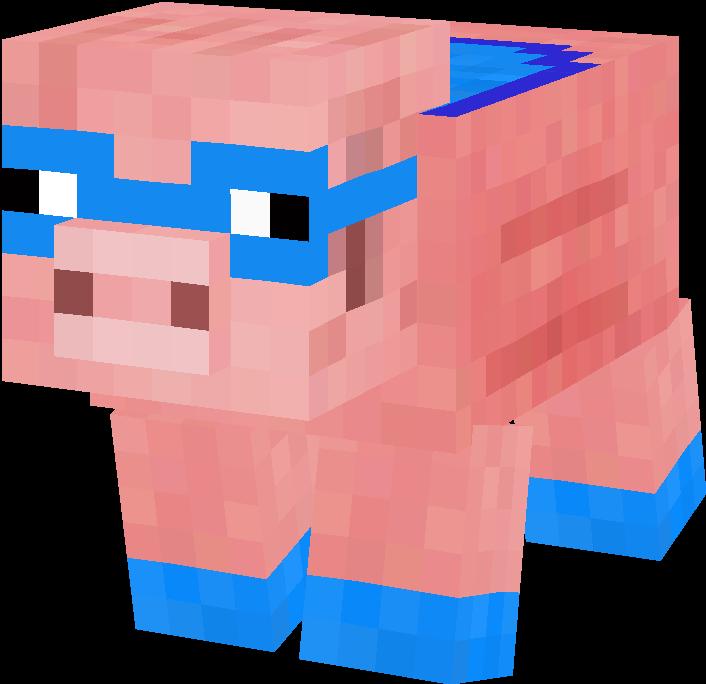 wombateer pig   NovaSkin gallery   Minecraft Skins 706x684