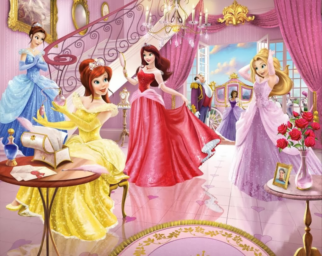 Disney Princess HD Wallpapers Download HD WALLPAERS 4U FREE 1024x817