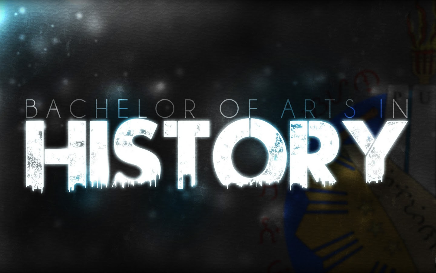 download Heres a BA History Wallpaper with our logo for 1440x900