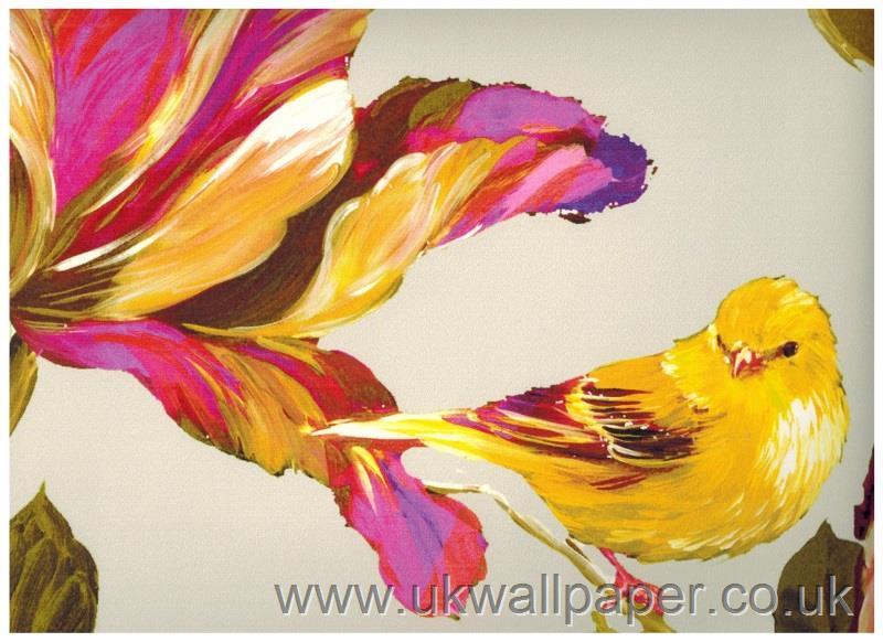 artworks wallpaper english garden 1806 348 colourway summer wallpaper 800x582