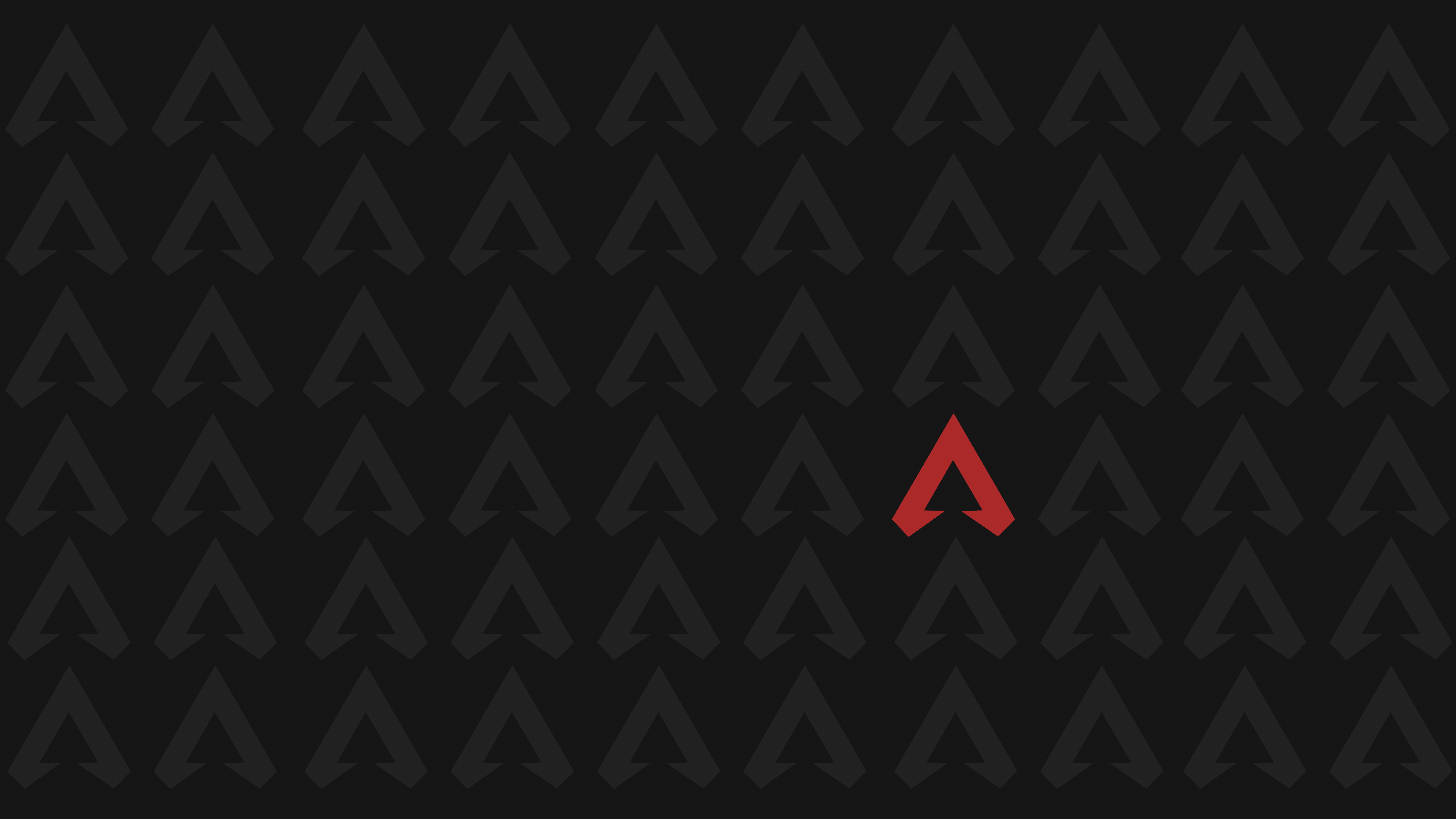 Threw together a minimalist Apex wallpaper for my PC and thought 6000x3375