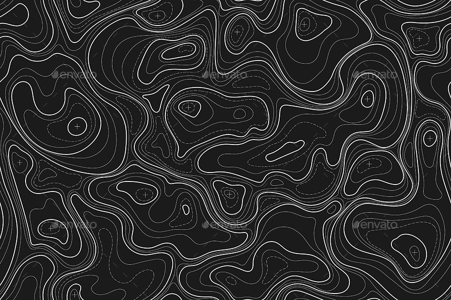 Topographic Map Seamless Patterns Backgrounds Background 900x600