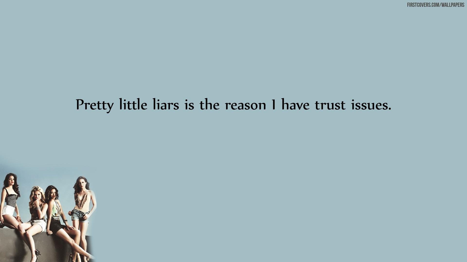 New Pretty Little Liars Wallpaper 1920x1080