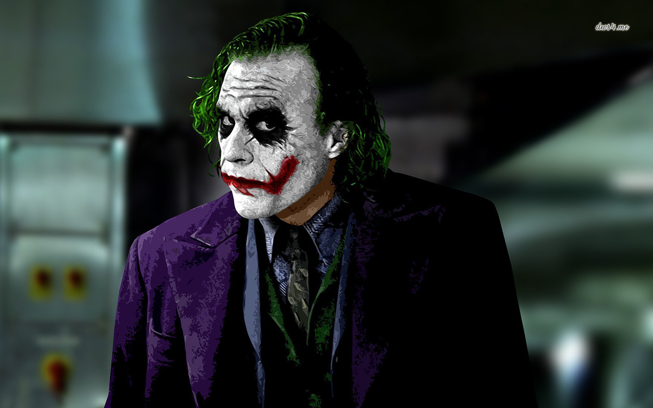 Joker   The Dark Knight wallpaper   Movie wallpapers   13249 1280x800