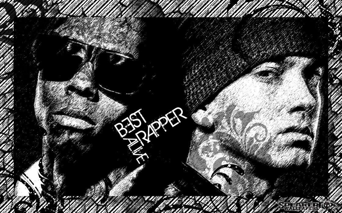 EMINEM SLIM SHADY hip hop hip hop rap lil wayne wallpaper 1120x700