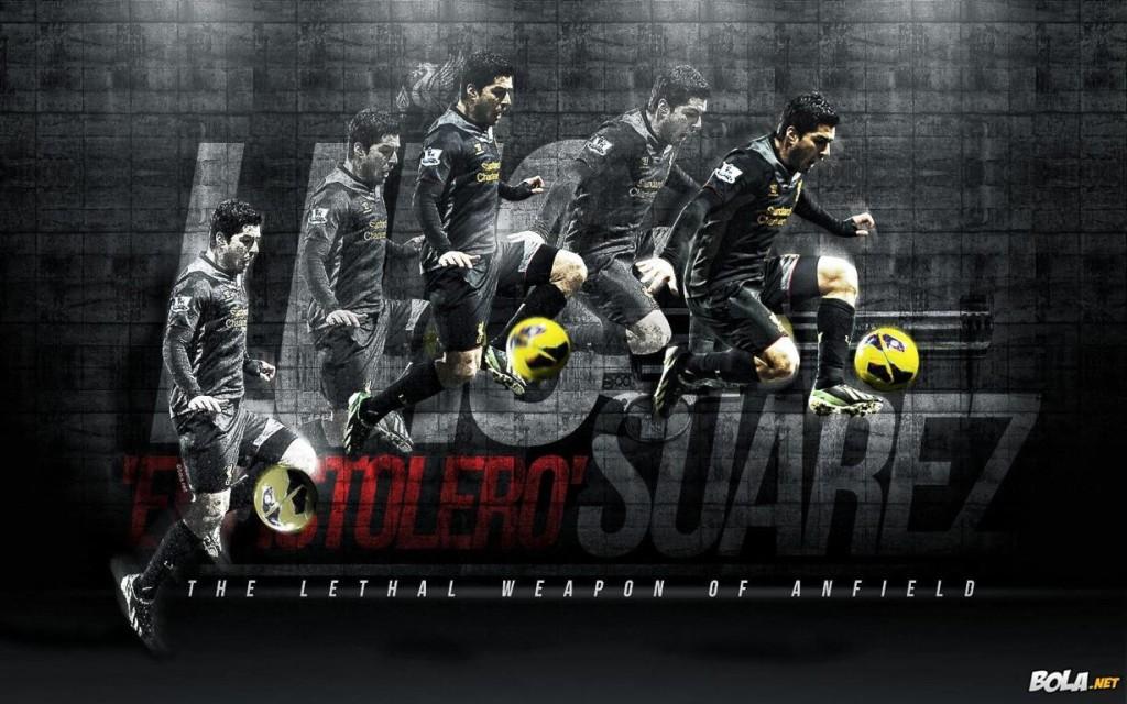 Luis Suarez Liverpool Wallpaper HD 2013 1 Football Wallpaper HD 1024x640