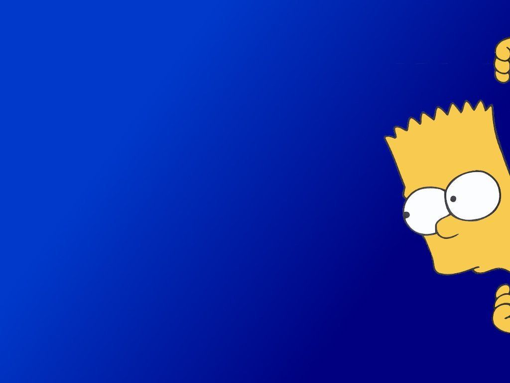 Bart Simpson the best wallpapers of the web 1024x768