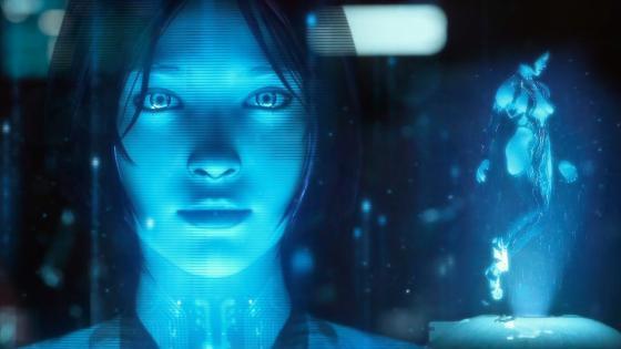 Cortana Halo 560x315