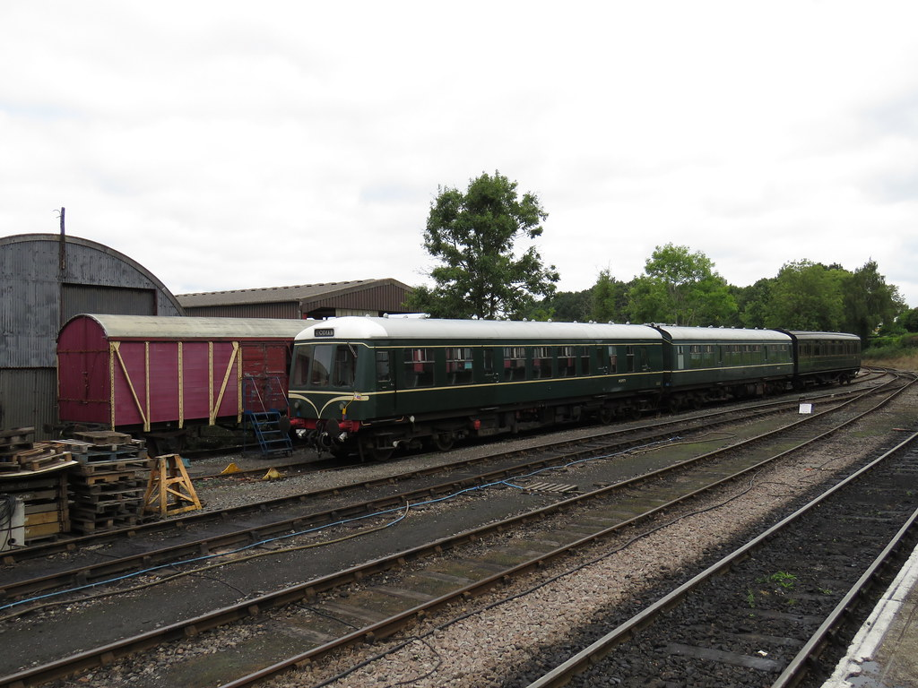 Class 108 at The Kent East Sussex Railway 150818 Flickr 1024x768
