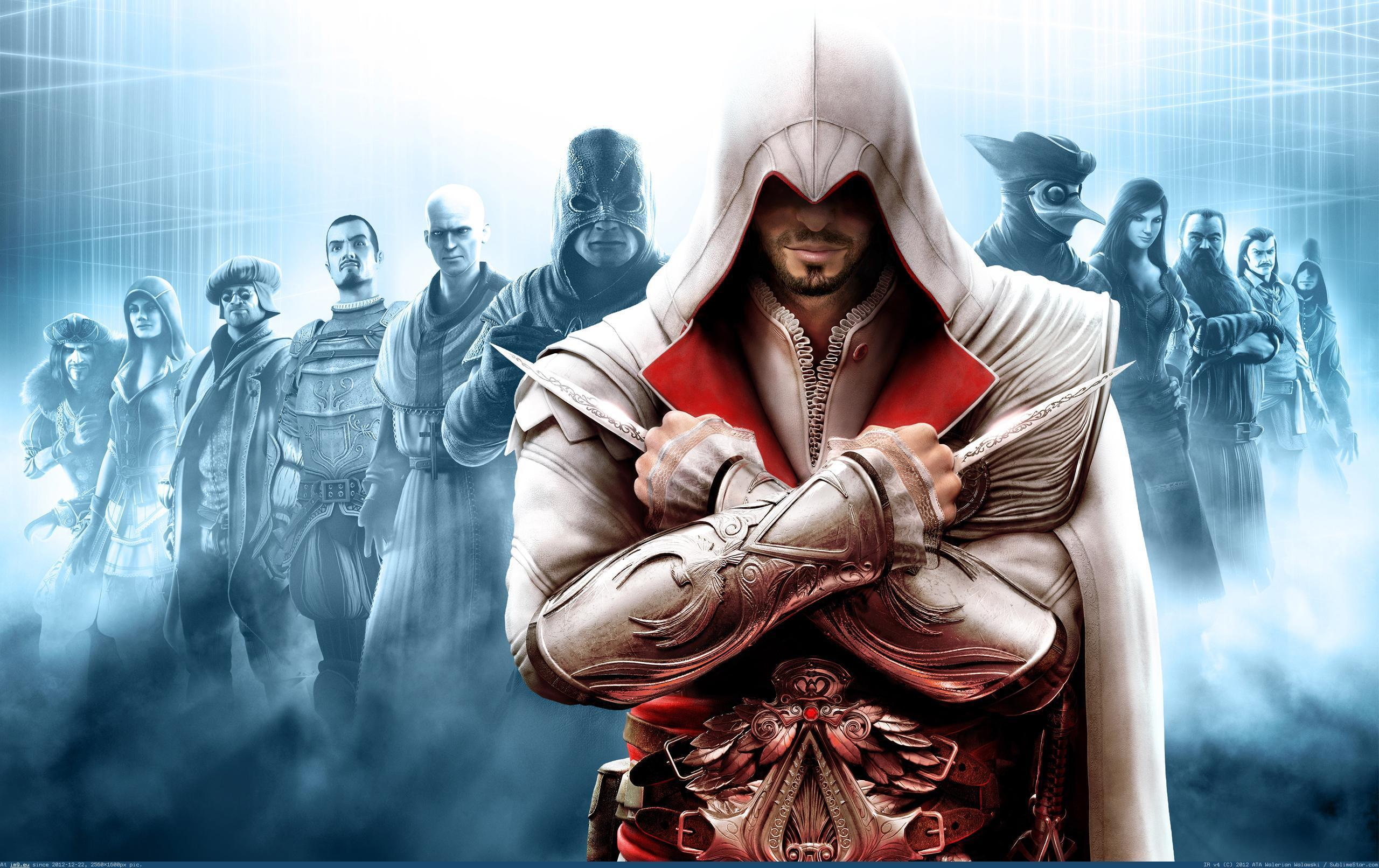 Assassins Creed 3 Wallpapers HD 2560x1612