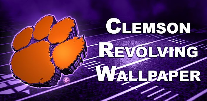 Clemson Revolving Wallpaper   Android Apps and Tests   AndroidPIT 705x345