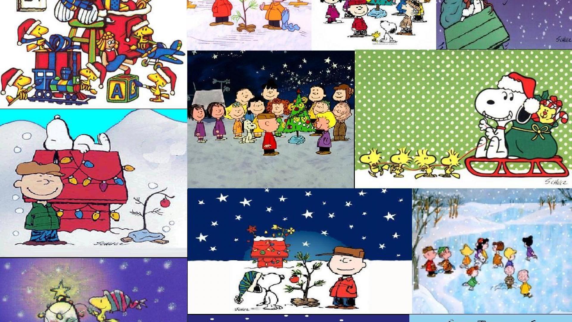 PEANUTS CHRISTMAS WALLPAPER   63578   HD Wallpapers   [desktopinHQ 1920x1080