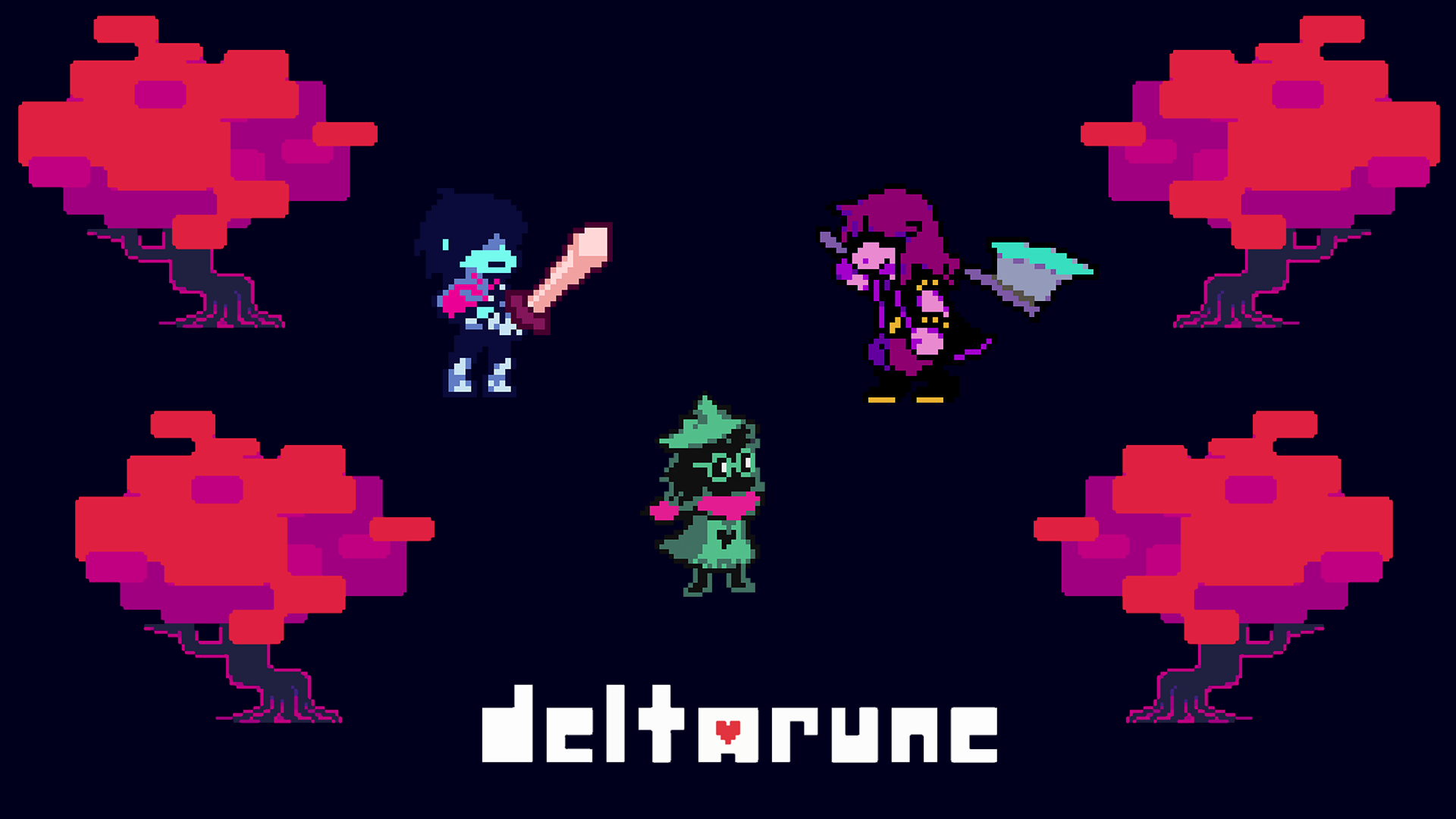 NightOwl Game Report   Deltarune Chapter 1   The Mysterious Follow 1920x1080