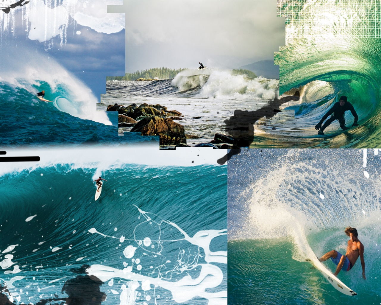 Surfing Wallpaper Iphone 1280x1024