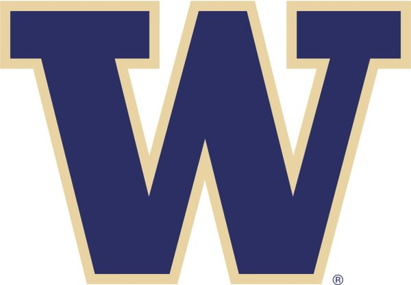 Uw Huskies Logo Wallpaper University of washington logo 600x416