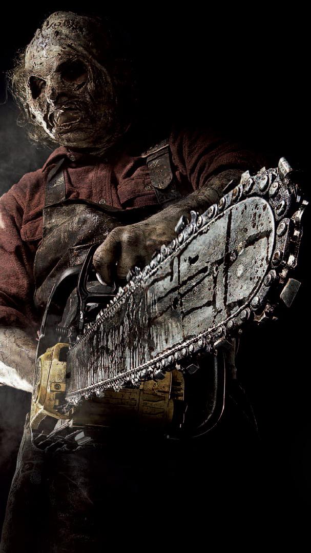 Tad - Texas Chainsaw Assault