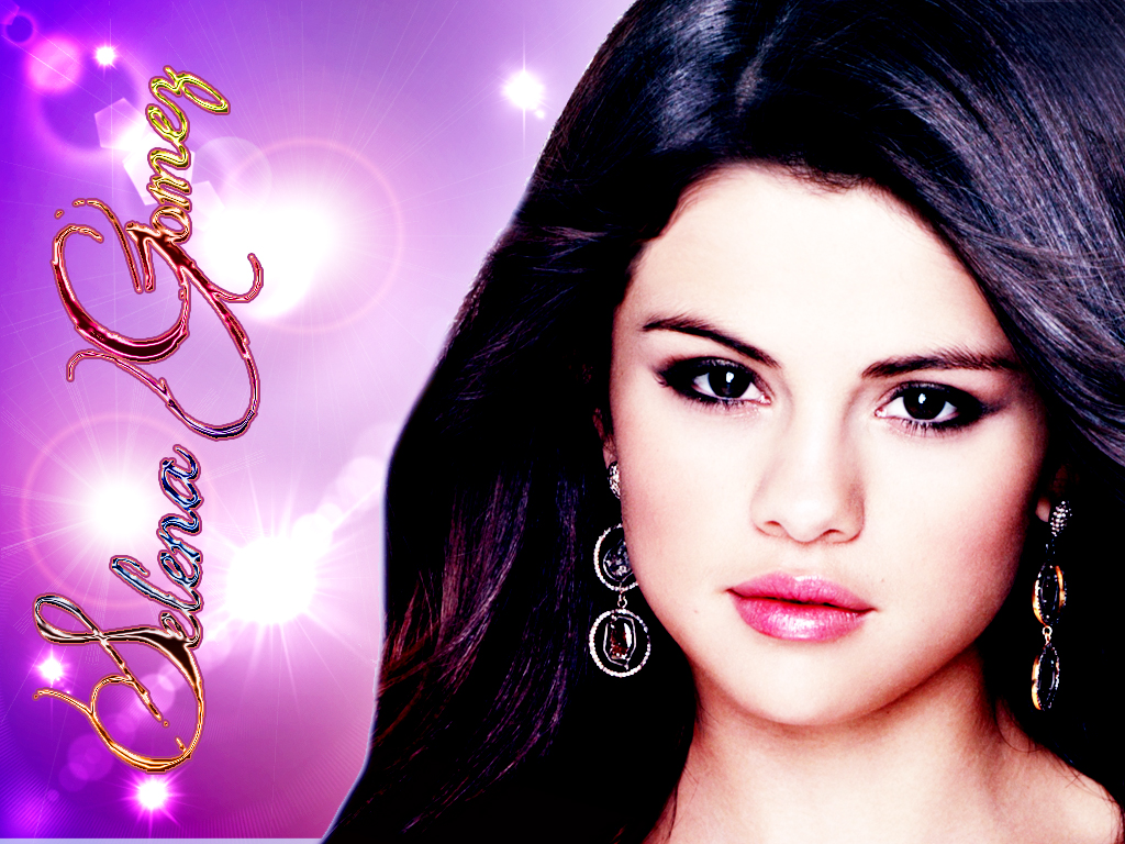 Selena by DaVe   Selena Gomez Wallpaper 33522930 1024x768