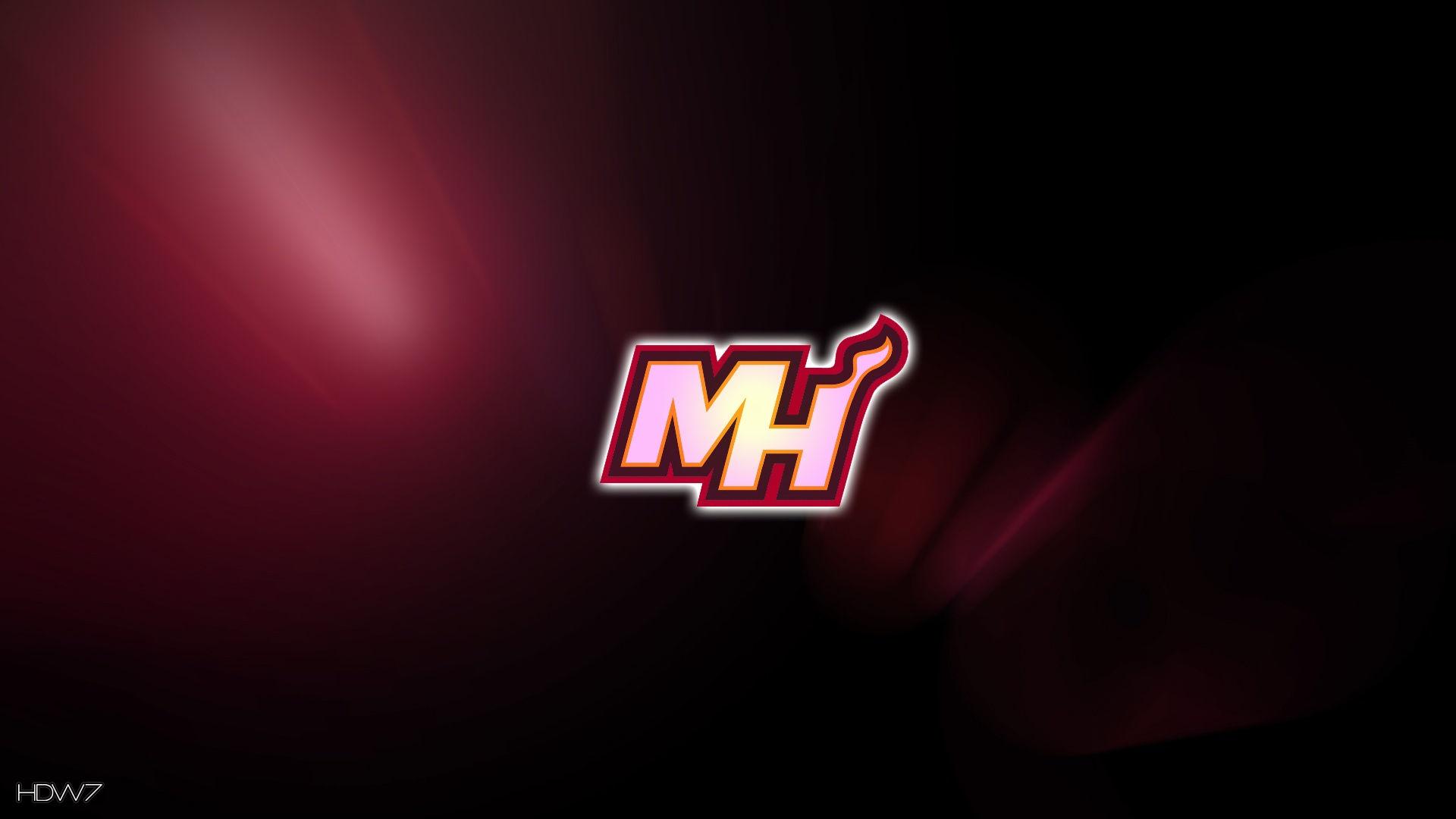 miami heat mh background hd wallpaper HD wallpaper gallery 303 1920x1080