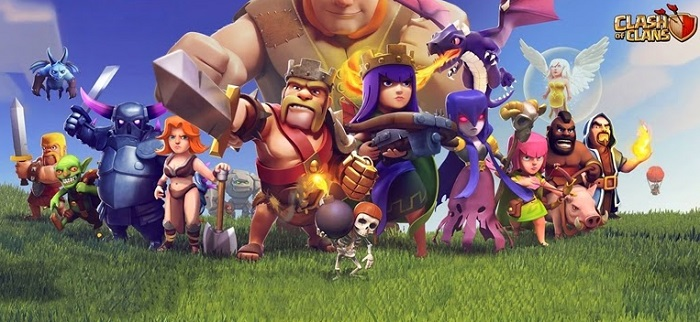 Clash of Clans HD Wallpapers Images Photos Pictures 700x322