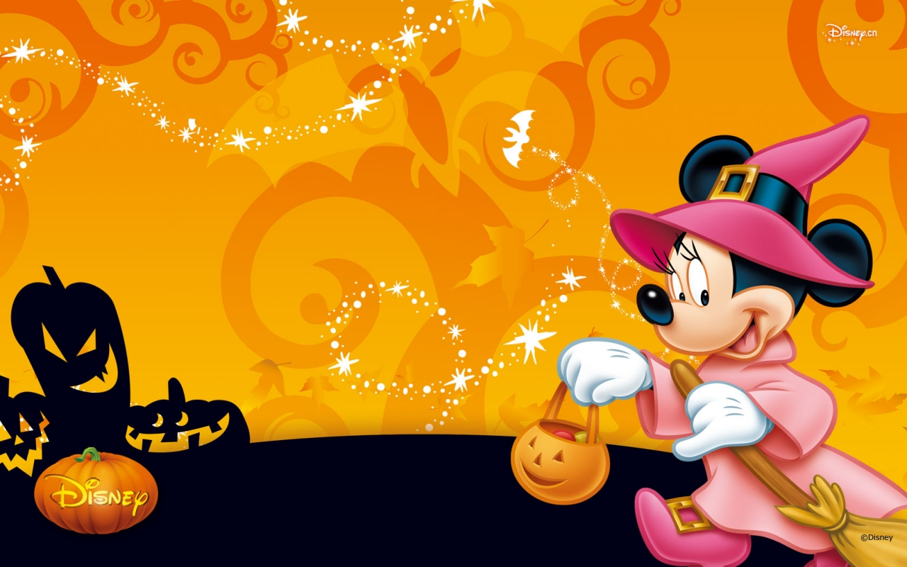 Disney Halloween Wallpapers Images & Pictures - Becuo