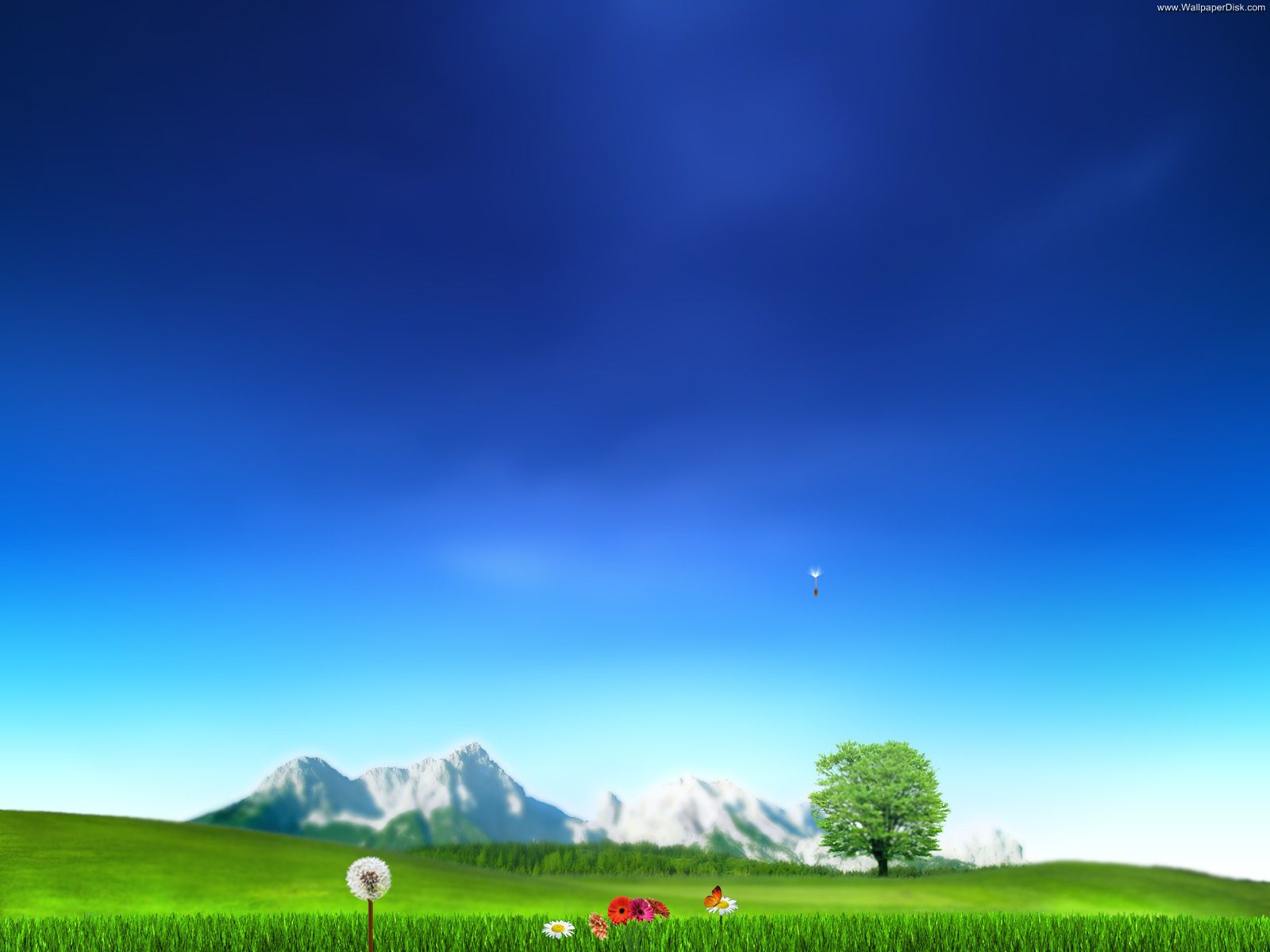 cool wallpapers Natural Scenes 1600x1200