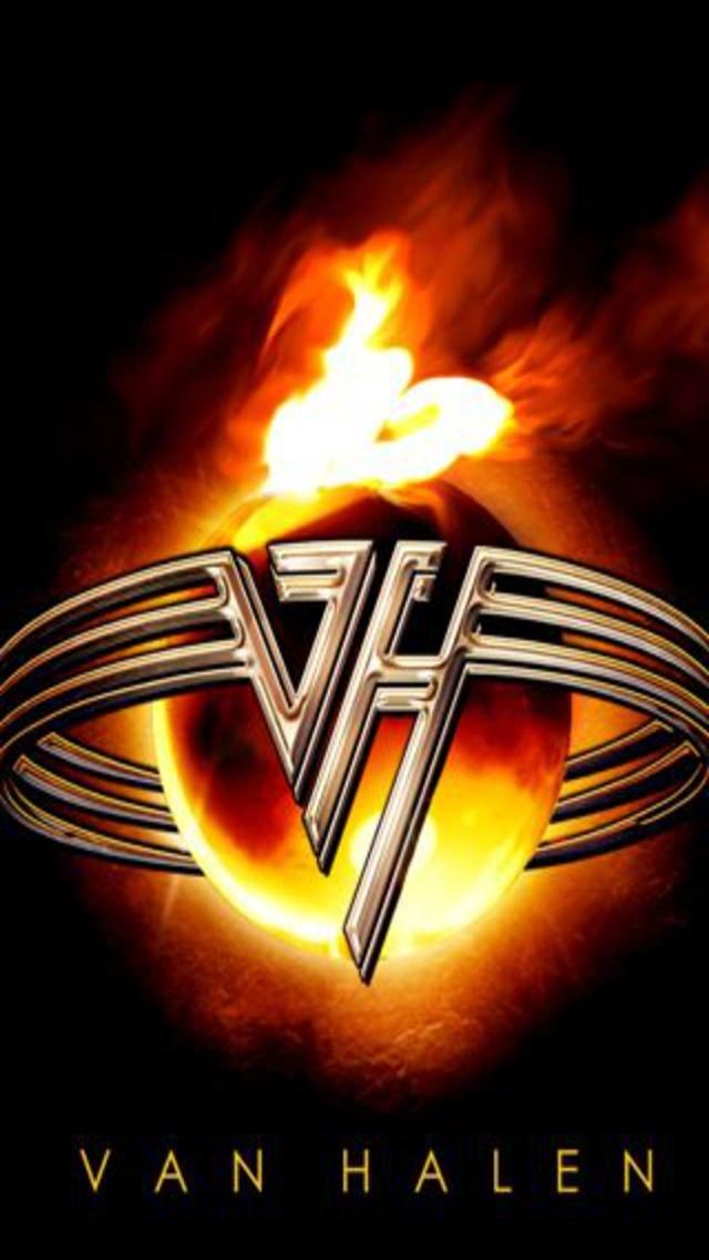 Van Halen Iphone Wallpaper Wallpapersafari