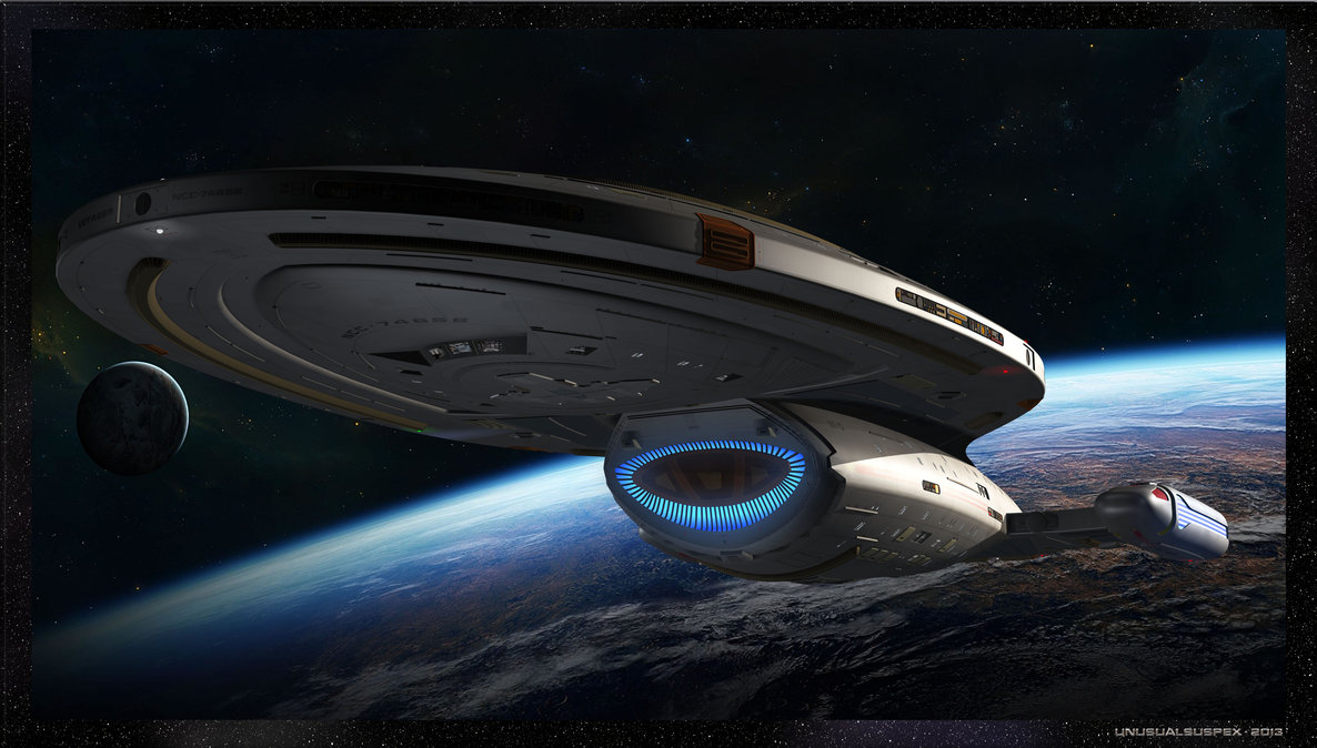 Free Download Uss Voyager Wallpaper For Samsung Galaxy S4