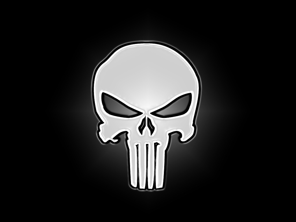 The Punisher Logo Wallpaper - WallpaperSafari