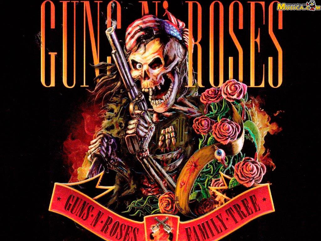 Free Download Fondo De Pantalla De Guns N Roses Musicacom